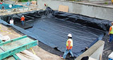 hdpe secondary containment liner